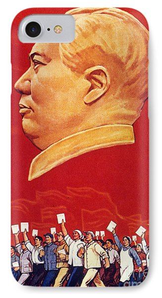 Chinese Communist Poster Phone Case by Granger
