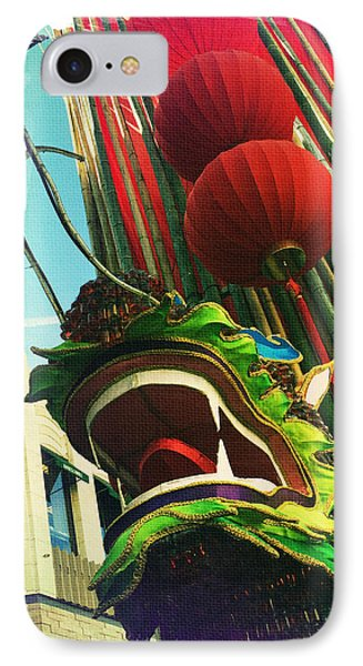 Chinese New Year IPhone Case by Nina Prommer