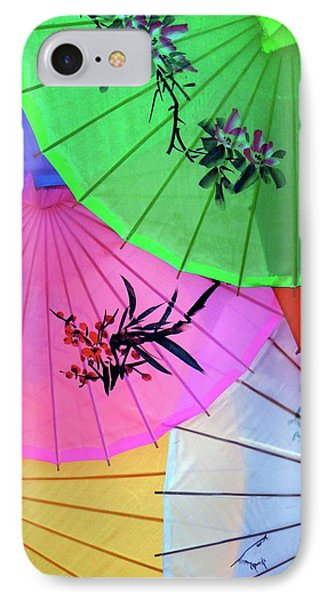 Chinese Parasols IPhone Case