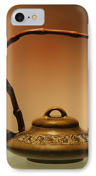 Chinese Teapot - A Symbol In Itself Phone Case by Christine Till