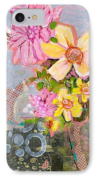 Chloe Rose Flowers IPhone Case