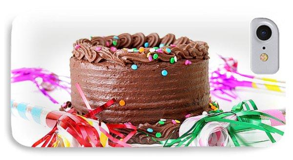 Chocolate Cake IPhone Case