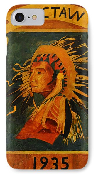 Choctaw 1935 IPhone Case
