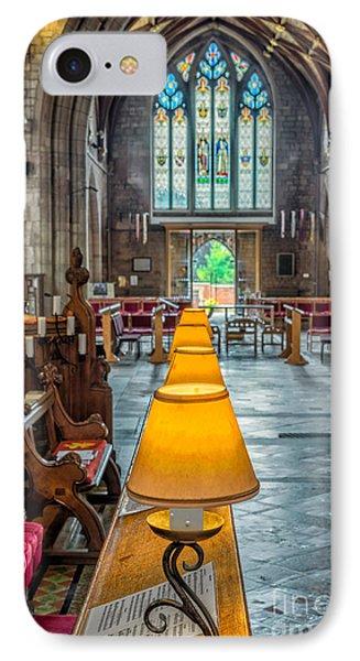 Choir Lamps IPhone Case