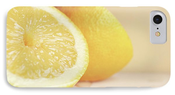Chopped Lemon IPhone Case