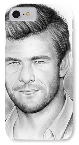 Chris Hemsworth IPhone Case