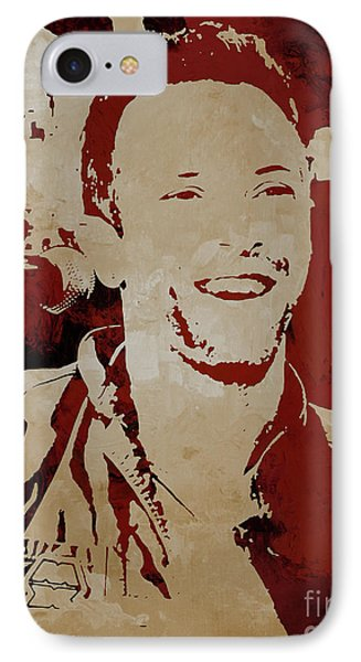 Chris Martin Coldplay IPhone 7 Case