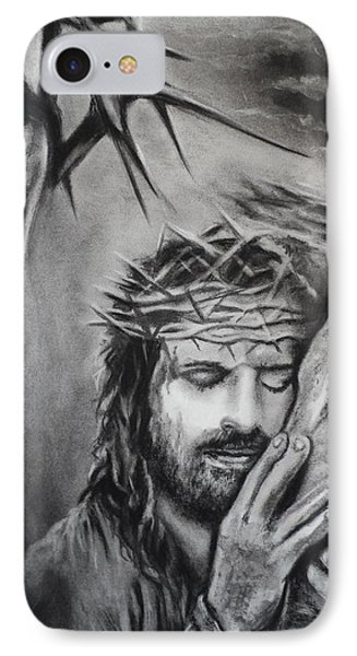 Christ Phone Case by Carla Carson