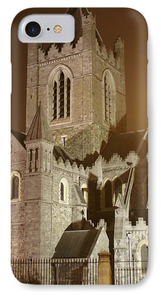 Christ Church Dublin Ireland IPhone Case