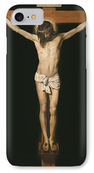 Christ On The Cross IPhone Case