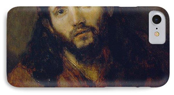 Christ Phone Case by Rembrandt Harmensz van Rijn