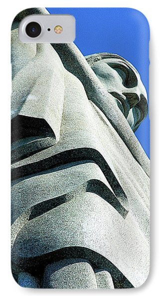 Christ The Redeemer IPhone Case