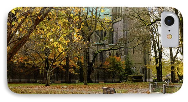Christchurch Cathedral IPhone Case by Keith Boone