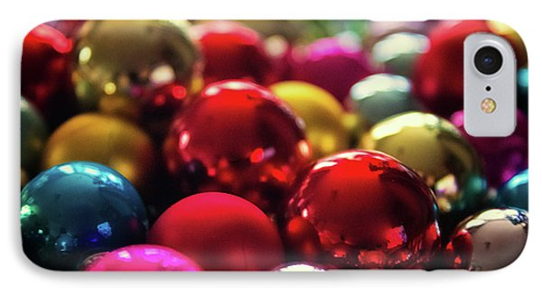 Christmas Baubles IPhone Case