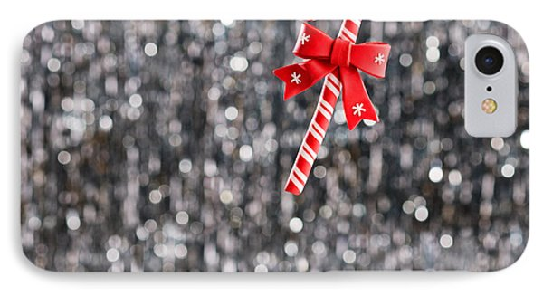 IPhone Case featuring the photograph Christmas Candy  by Ulrich Schade