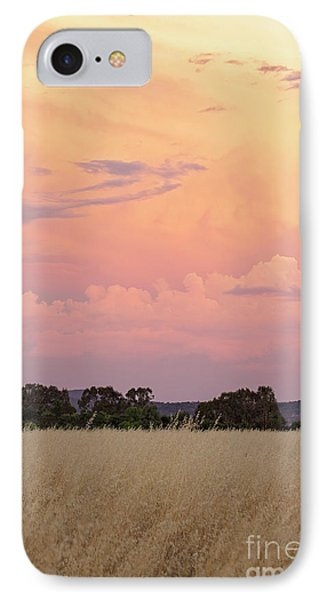IPhone Case featuring the photograph Christmas Eve In Australia by Linda Lees