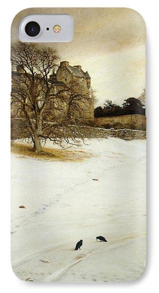 Christmas Eve IPhone Case by John Everett Millais
