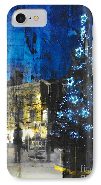 IPhone Case featuring the photograph Christmas Eve by LemonArt Photography