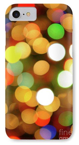 Christmas Lights Phone Case by Carlos Caetano