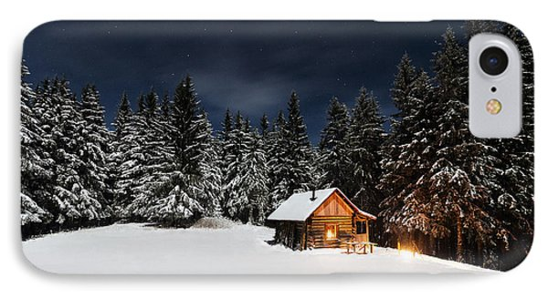 Christmas IPhone Case by Paul Itkin