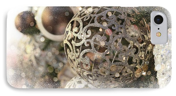 Christmas IPhone Case by Helga Novelli