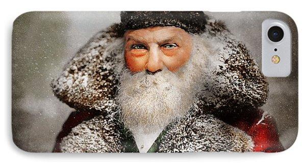 Christmas - Santa - Saint Nicholas 1895 IPhone Case