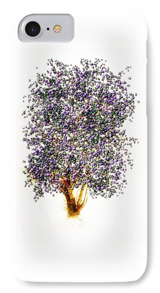 Christmas Spirit IPhone Case by John Stuart Webbstock
