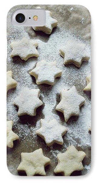 Christmas Stars IPhone Case by Marija Djedovic