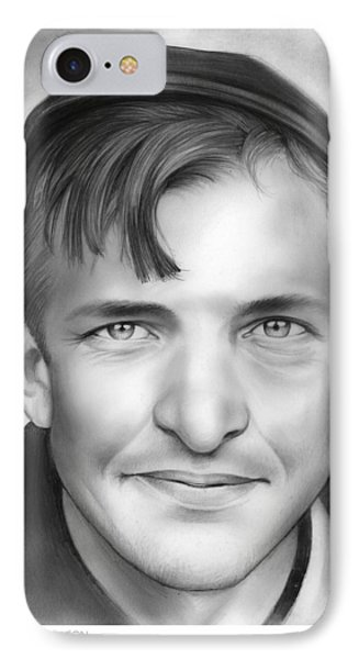 Christy Mathewson IPhone Case