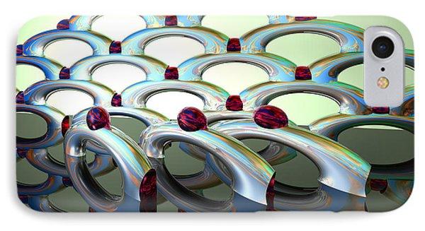 Chrome Sundae Phone Case by Scott Piers