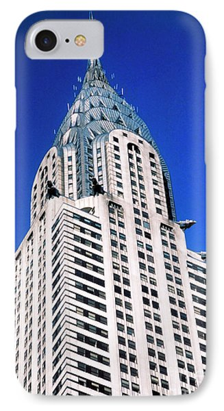 Chrysler Building iPhone 7 Case - Chrysler Building by John Greim