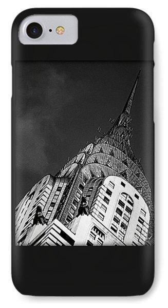 Chrysler Building's Apex IPhone Case by James Aiken