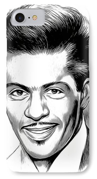 Chuck Berry 2 IPhone Case by Greg Joens
