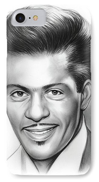 Chuck Berry IPhone Case by Greg Joens