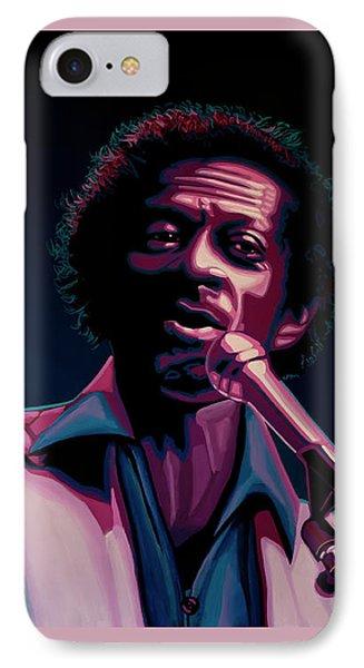 Chuck Berry IPhone Case by Paul Meijering