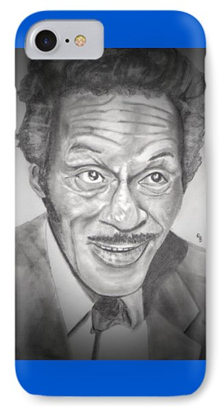 Chuck Berry IPhone Case by Ryan Bell