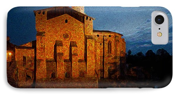 IPhone Case featuring the photograph Church 1 by Jean Bernard Roussilhe