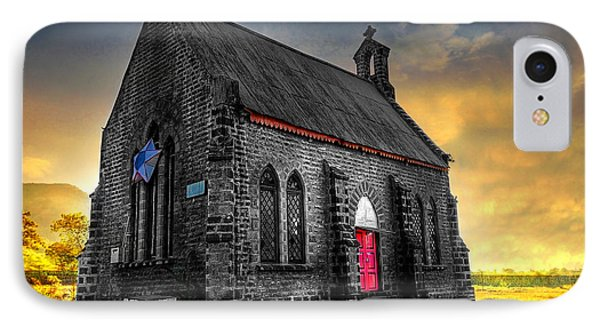 Church IPhone Case by Charuhas Images