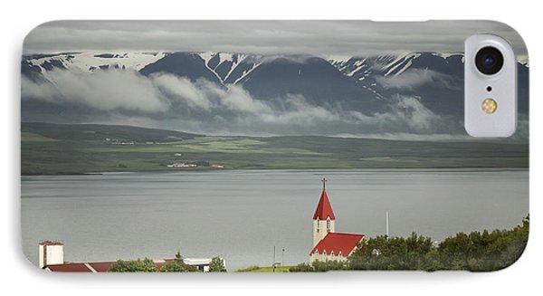 Church In Akureyri IPhone Case