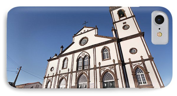 Church In Azores Islands Phone Case by Gaspar Avila