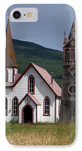 Church Phone Case by Marty Koch