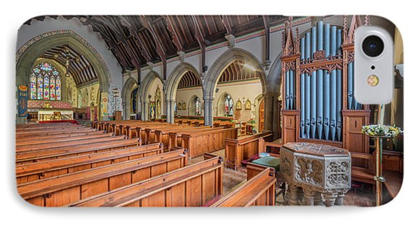 Church Of St. David IPhone Case