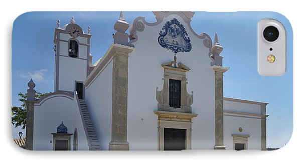 Church Of St. Lawrence Of Rome In Algarve IPhone Case