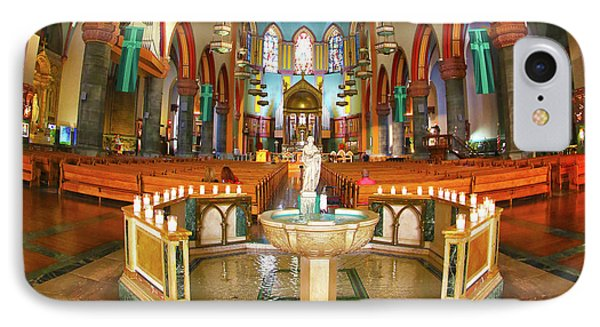 IPhone Case featuring the photograph Church Of St. Paul The Apostle by Mitch Cat
