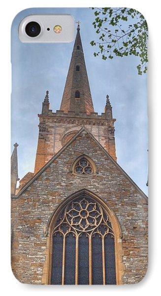 Church Of The Holy Trinity Stratford Upon Avon 1 Phone Case by Douglas Barnett