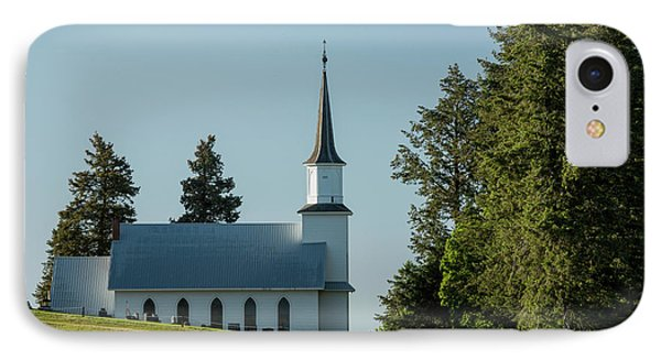 Church On The Hill IPhone Case