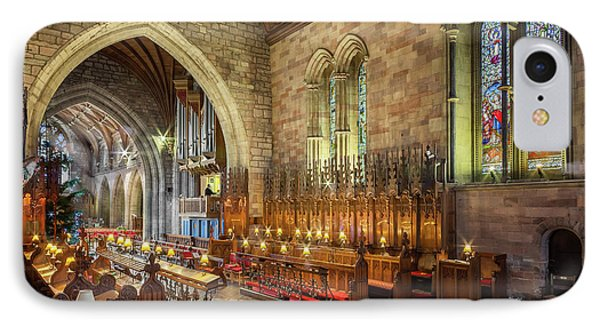 Church Organist IPhone Case