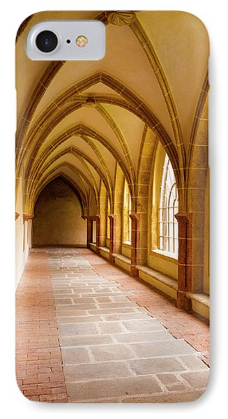 Church Passage IPhone Case by Rae Tucker