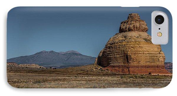 Church Rock Utah IPhone Case