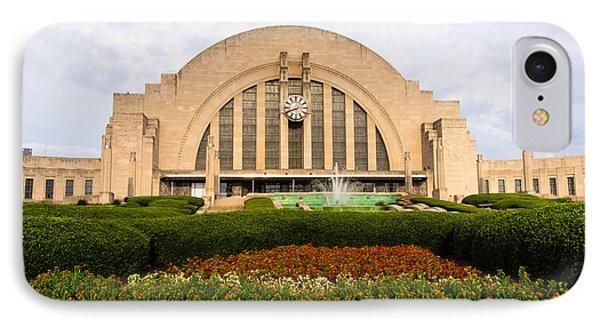 Cincinnati Museum Center At Union Terminal IPhone Case by Paul Velgos